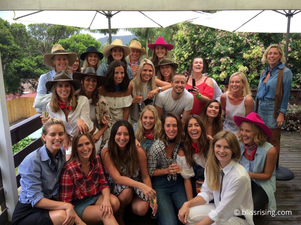 Hen's Party – Sydney, February 2017